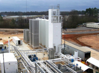 Cryogenic Oxygen Plant project