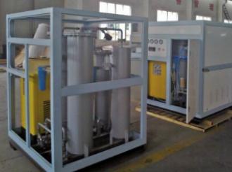 psa oxygen plant in factory