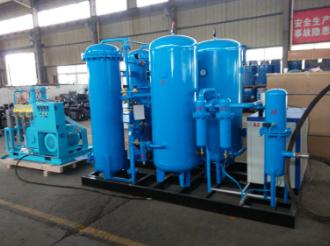 psa oxygen plant ready to ship